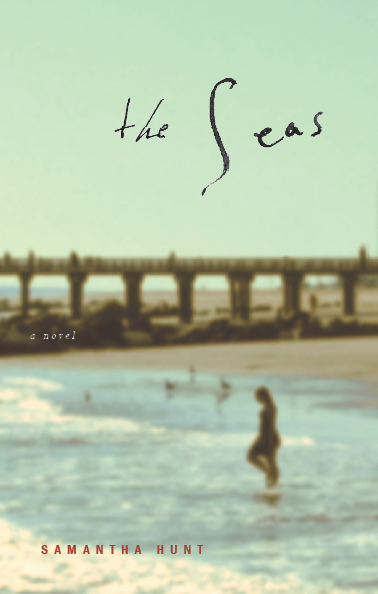 Book cover for The Seas for a class with Evan Gaffney. Photo taken at Coney Island; I accidently misfocused and came away with this image